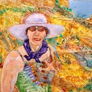 Manton Jones self portrait